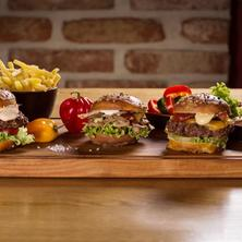 Degustační pobyt v hotelu Dolce Villa & Burger Bar v Praze