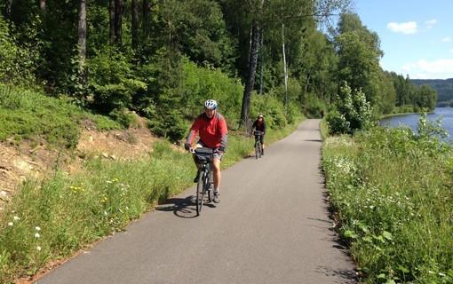 Cyklistický balíček Lipenskem BIKE & ENJOY-Hotel Albatros 1153954621