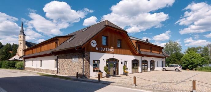 Hotel Albatros Přední Výtoň