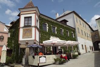 Hotel BÍLÁ PANÍ Jindřichův Hradec
