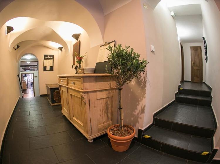 Boutique hotel Tanzberg chodba 2