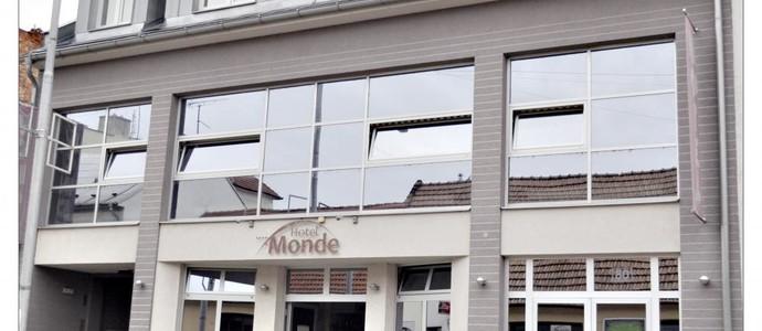 HOTEL MONDE Uherský Brod