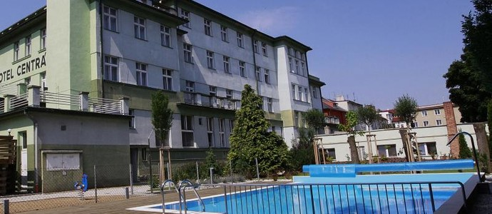 CENTRAL-WELLNESS HOTEL Klatovy