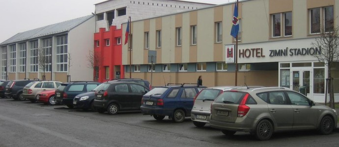 Hotel Zimní stadion Přerov 1133629477