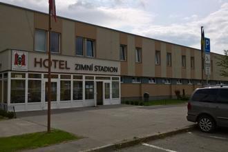 Hotel Zimní stadion Přerov