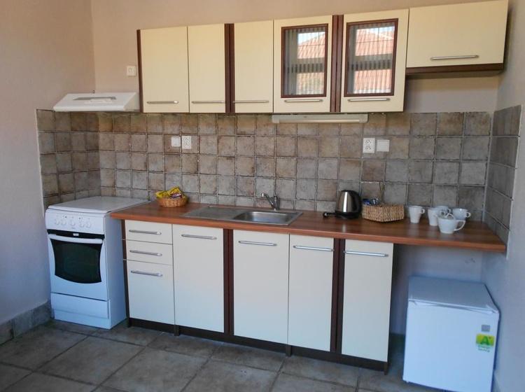 Apartmá kuchyň