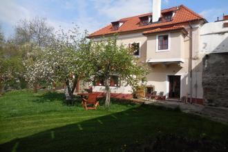Domek kata Matěje Český Krumlov