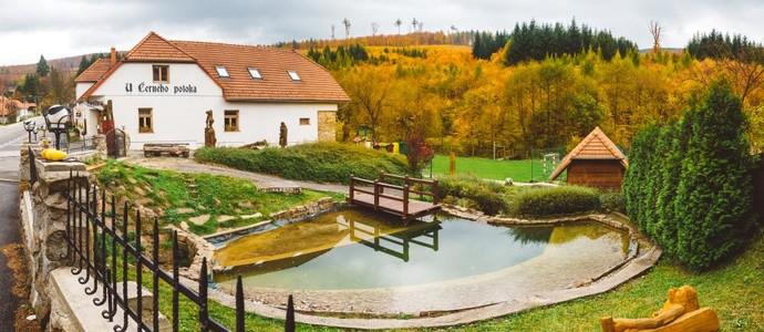 Penzion U Černého potoka Nová Lhota