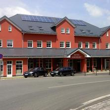 Exterier Hotelu Hukvaldy