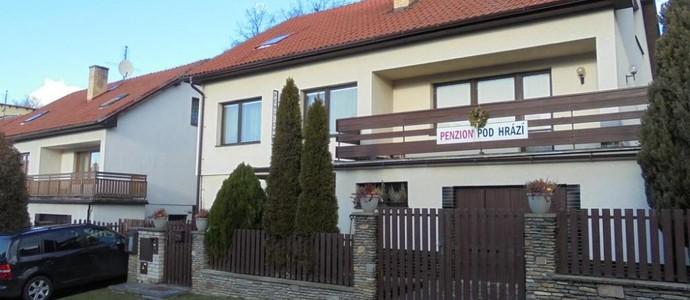 Penzion Pod Hrází Český Krumlov