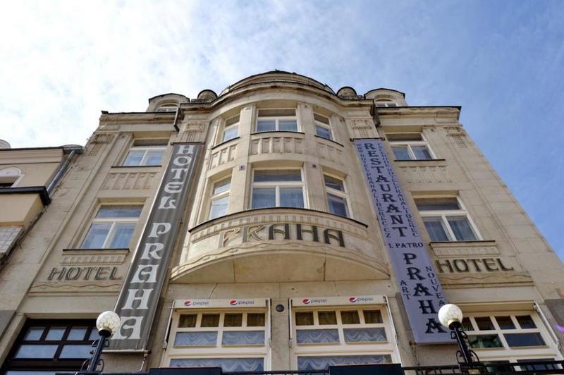HOTEL PRAHA Liberec 1