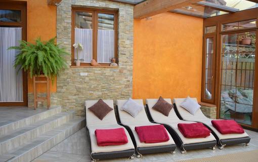 Hotel MAXANT Wellness relaxace v hotelu Maxant