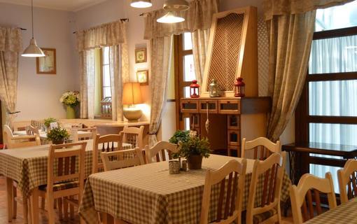 Hotel MAXANT Restaurace Frymburk