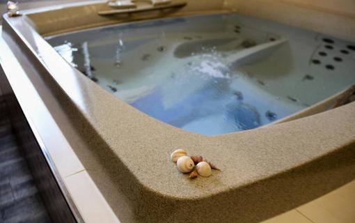 Hotel MAXANT Whirlpool wellness hotel Maxant