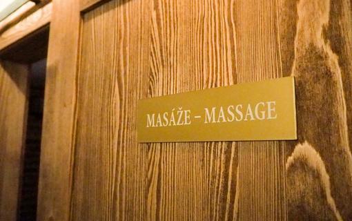 Hotel MAXANT Masaze