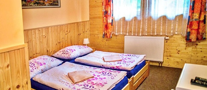 Penzion Radošov ubytování v soukromí Kyselka 1125790225