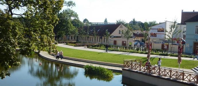 Hotel a restaurace Green Gondola Plzeň