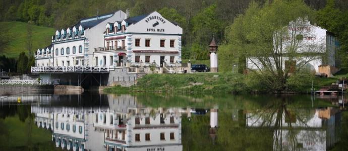 Hotel Romantický Mlýn Karlštejn 1123876942