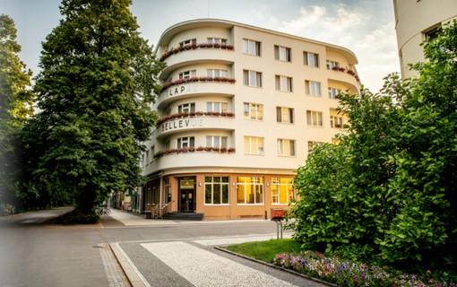 Pobyt pro seniory s lékařskou konzultací na 5 nocí-Hotel Bellevue - Tlapák 1157395921