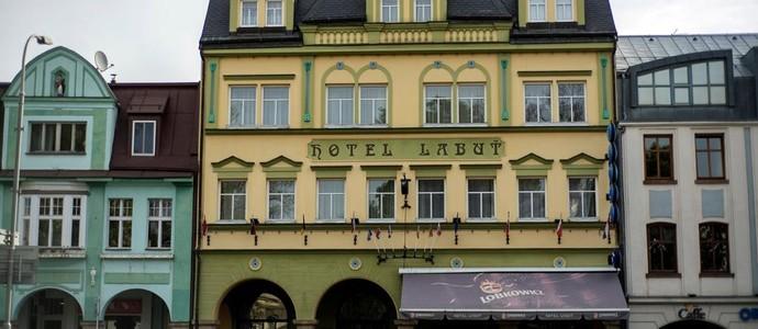 HOTEL LABUŤ Vrchlabí