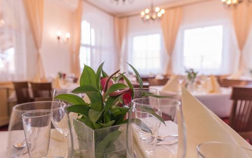 Wellness Hotel Iris Restaurace 1