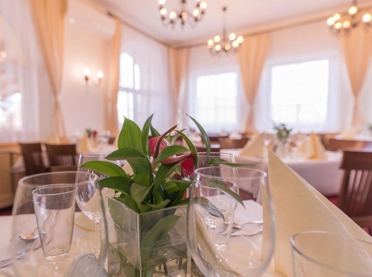 Wellness Hotel Iris Restaurace 1 2