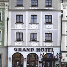 GrandHotel Černý Orel Jindřichův Hradec