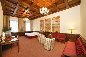 Hotel Zlatá hvězda-Třeboň-pobyt-Wellness POHODA ve všední dny