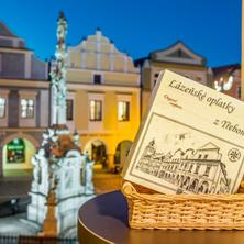 Hotel Zlatá hvězda-Třeboň-pobyt-4+1 noc ZDARMA v Třeboni
