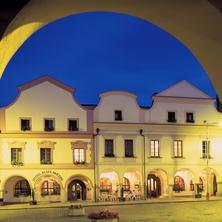 Hotel Zlatá hvězda-Třeboň-pobyt-Víkendový RELAX v Třeboni