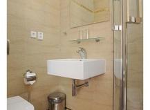 Pytloun Wellness Hotel Harrachov Koupelna dvoulůžkového pokoje standardního i dvoulůžkového pokoje malého
