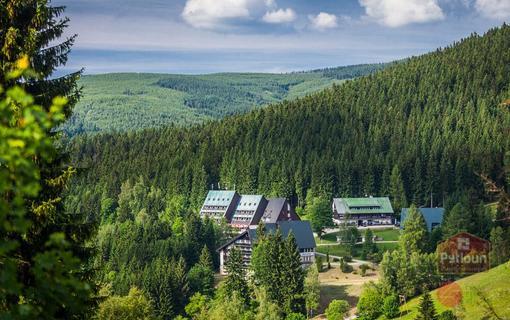 Pytloun Wellness Hotel Harrachov Exteriér
