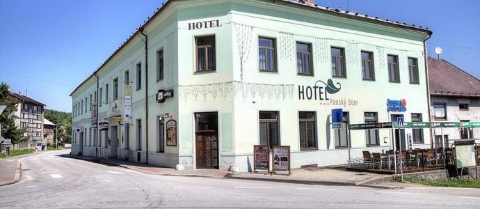 Hotel PANSKÝ DŮM Vyšší Brod