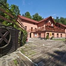 Liškův mlýn - Milešov