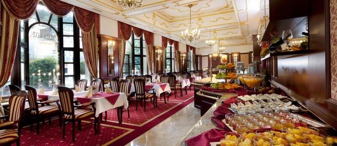 Gala Hotel Excelsior Mariánské Lázně 1128105717