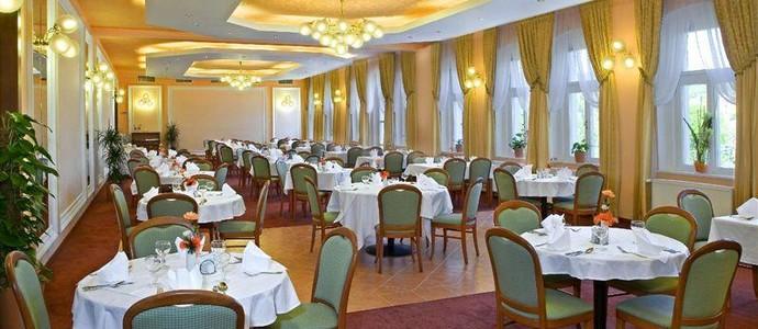 Centrální Lázně – Maria Spa Ensana Health Spa Hotel Mariánské Lázně 1117038974