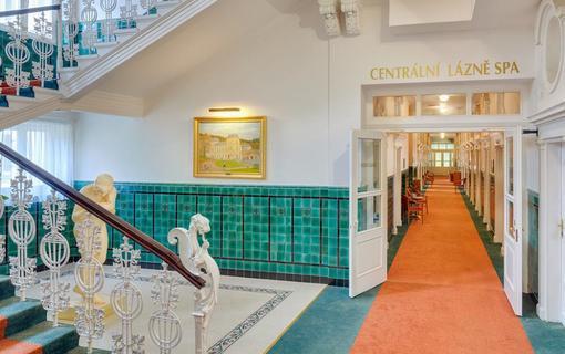 Centrální Lázně – Maria Spa Ensana Health Spa Hotel 1154513151