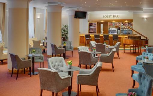 Centrální Lázně – Maria Spa Ensana Health Spa Hotel Lobby bar