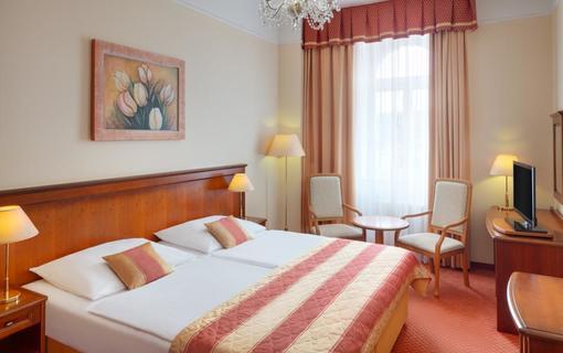 Centrální Lázně – Maria Spa Ensana Health Spa Hotel DBL Superior Plus