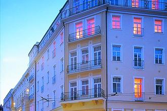 Mariánské Lázně-Hotel FLORA