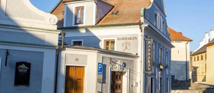 Hotel BARBAKÁN Český Krumlov