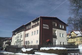 Hotel Ostrý Železná Ruda 39980786