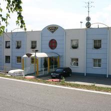 hotel Synot - čelní pohled