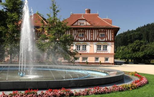 Lázeňský hotel Jurkovičův dům 1156452125