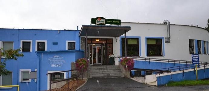 Hotel ROZVOJ Klatovy