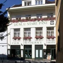 HOTEL U STARÉ PANÍ Praha