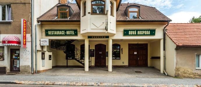 Nová hospoda Praha