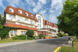 Luhačovice-Lázeňský hotel MIRAMARE Luhačovice
