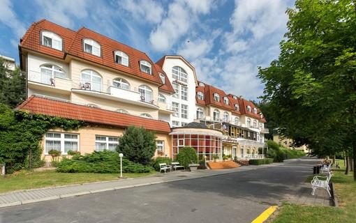 Silvestrovské láznění-Lázeňský hotel MIRAMARE Luhačovice 1156539143