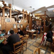 Horský hotel Belveder Železná Ruda 36595926